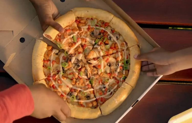"Debonairs Pizza ""Gogo"""